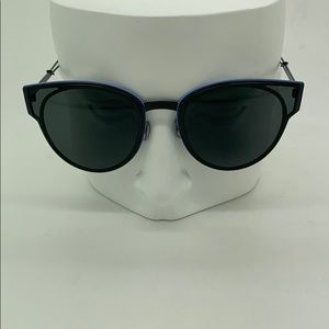 Christian Dior Sculpt 006P9 Black Sunglasses